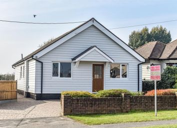 3 bed detached bungalow for sale in Ongar Road, Dunmow CM6