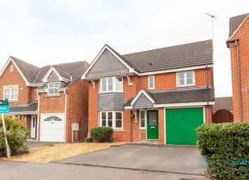 Thumbnail 4 bed detached house for sale in Stanier Way, Renishaw