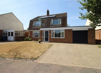 Thumbnail 4 bed detached house for sale in Priory Road, Needingworth, Cambridgeshire