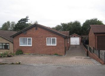 Thumbnail 2 bed bungalow to rent in Tiercel Mews, Dinnington, Sheffield