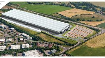 Thumbnail Land to let in Summit Business Park, Mansfield, Nottinghamshire