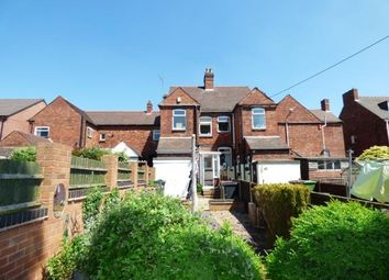 Thumbnail 2 bed terraced house for sale in Long Street, Dordon, Tamworth, Warwickshire
