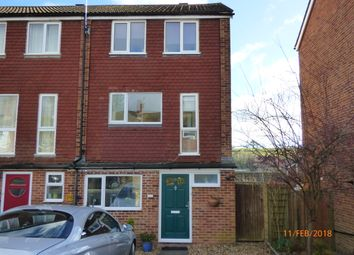 Thumbnail 3 bed town house for sale in Treachers Close, Chesham