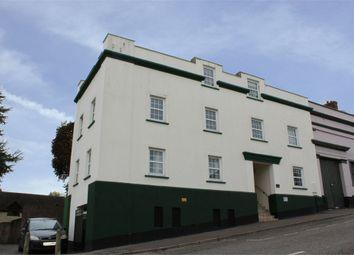 Thumbnail 2 bed flat for sale in Castle Hill, Axminster, Devon