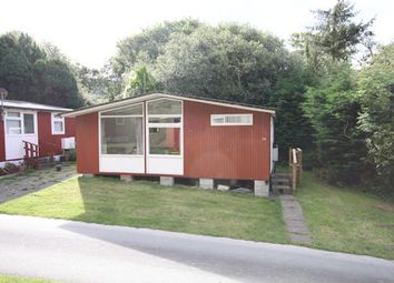 Thumbnail 2 bedroom mobile/park home for sale in Chalet 20, Happy Valley