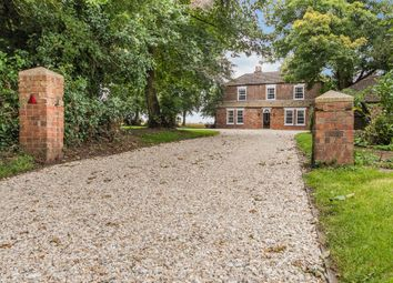Thumbnail 4 bed detached house for sale in Alford Road, Bilsby, Alford