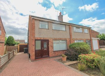 Thumbnail 3 bed semi-detached house to rent in Devonshire Drive, Duffield, Derby