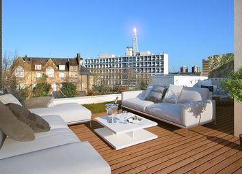Thumbnail 2 bed detached house to rent in Mill Lofts, County Street, London