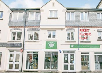 Thumbnail 1 bed flat for sale in Quay Street, Truro, Cornwall