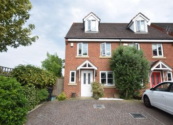 Thumbnail 4 bedroom end terrace house for sale in Country View, Gloucester