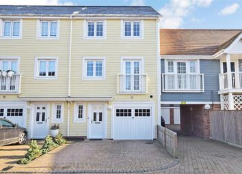 Thumbnail 5 bed end terrace house for sale in Higham Avenue, Holborough Lakes, Kent