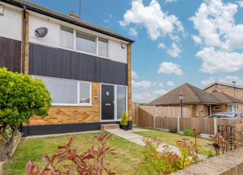 Thumbnail 2 bed end terrace house for sale in Belgrave Road, Eastwood, Leigh-On-Sea