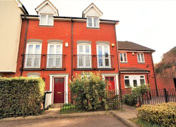 Thumbnail 3 bed terraced house to rent in Kendall Gardens, Gravesend, Kent
