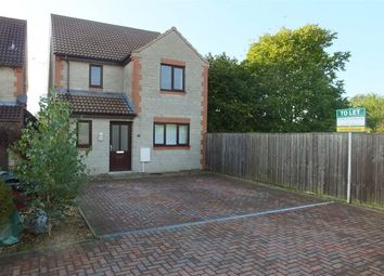 Thumbnail 3 bed property to rent in Menham Close, Swindon
