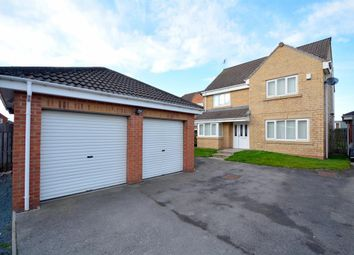 Thumbnail 5 bed detached house for sale in Blythe Avenue, St. Helen Auckland, Bishop Auckland