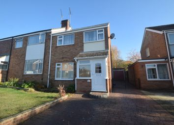 Thumbnail 3 bedroom semi-detached house to rent in Clopton Gardens, Hadleigh, Ipswich