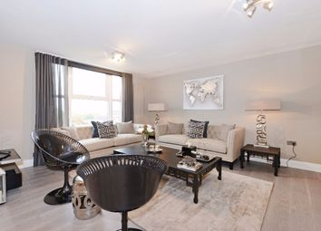 Thumbnail 3 bed flat to rent in St. Johns Wood, London
