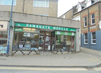 Retail premises for sale in Queen Street, Ramsgate CT11