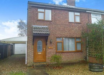 Thumbnail 2 bed semi-detached house for sale in South Townside Road, North Frodingham, Driffield