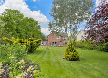 Thumbnail 4 bed detached house for sale in Vicarage Road, Potten End, Berkhamsted