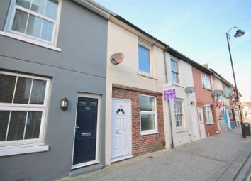 Thumbnail 2 bedroom terraced house to rent in Fawcett Road, Southsea