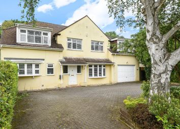 Thumbnail 6 bedroom detached house for sale in Virginia Water, Surrey