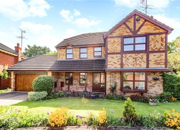 Thumbnail 4 bed detached house for sale in Redgrove Park, Cheltenham, Gloucestershire