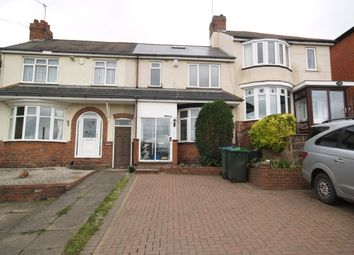 Thumbnail 2 bed terraced house for sale in Corngreaves Road, Cradley Heath