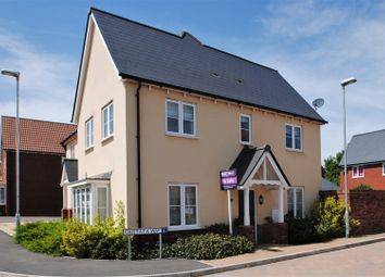 Thumbnail 3 bed semi-detached house for sale in Cristata Way, Wilstock Village, North Petherton