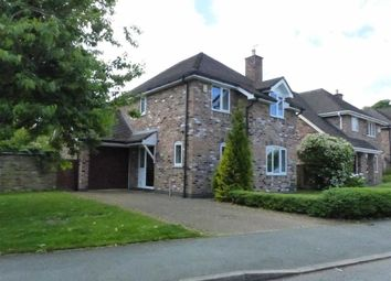 Thumbnail 3 bed detached house for sale in Mornant Avenue, Hartford, Northwich, Cheshire