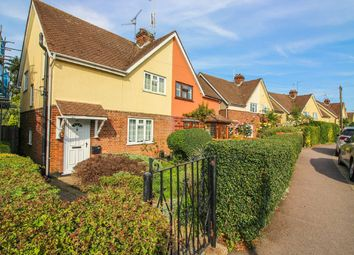 3 bed semi-detached house for sale in Manor Road, Old Harlow CM17