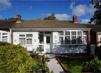 Thumbnail 2 bed bungalow for sale in Connaught Close, Yateley