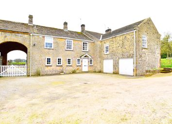 Thumbnail 5 bed farmhouse to rent in Harrogate Road, Wetherby