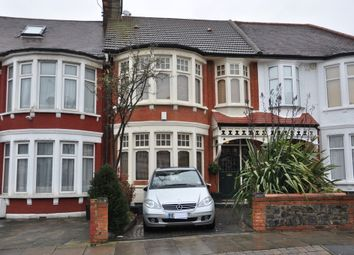 Thumbnail 3 bedroom terraced house to rent in Berkshire Gardens, Palmers Green, London
