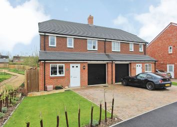 Thumbnail 3 bed semi-detached house for sale in Fleming Court, Norton Welch Close, North Baddesley, Southampton