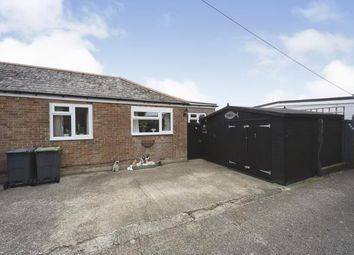 Thumbnail 2 bed bungalow for sale in Sandy Point Road, Hayling Island