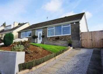 Thumbnail 3 bed detached bungalow for sale in Wadham Road, Liskeard