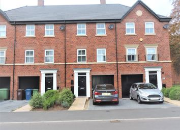 Thumbnail 4 bed town house for sale in St. Georges Parkway, Stafford