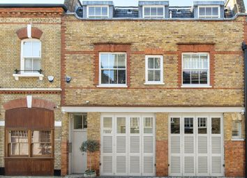Thumbnail 3 bed mews house for sale in Wimpole Mews, Marylebone Village, London