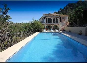 Thumbnail 4 bed villa for sale in Spain, Valencia, Alicante, Lliber