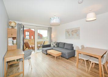 Naomi Street, London SE8. 1 bed flat