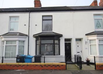 Thumbnail 3 bedroom terraced house to rent in Camden Street, Hull