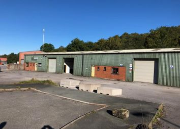Thumbnail Industrial to let in Unit, Units P, Q & R, Brooklands Way, Leekbrook