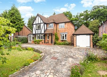 Thumbnail 3 bedroom detached house for sale in Howards Wood Drive, Gerrards Cross, Buckinghamshire