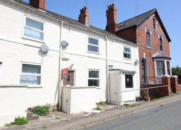 Thumbnail 2 bed terraced house to rent in Widemarsh Street, Hereford