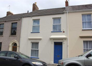 Thumbnail 3 bed terraced house for sale in Gwyther Street, Pembroke Dock