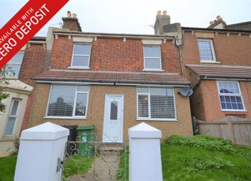 Thumbnail 3 bed semi-detached house to rent in Clifton Road, Hastings