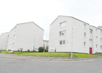 Thumbnail 1 bed flat for sale in 1, Trafalgar Street, Top Right Flat, Greenock PA154LX