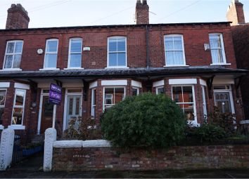 Thumbnail 3 bedroom terraced house for sale in Beechwood Avenue, Manchester