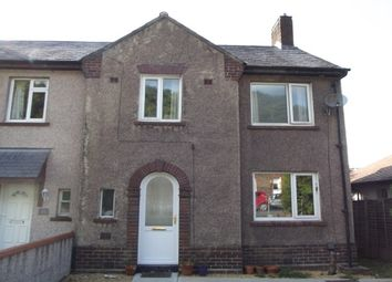 Thumbnail 3 bed property to rent in Bryn Llwyd, Bangor